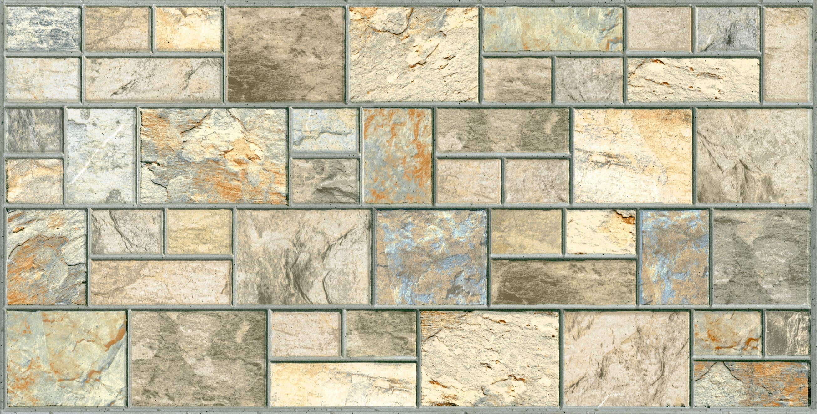 Vì sao nên sử dụng gạch ốp tường ngoài trời?