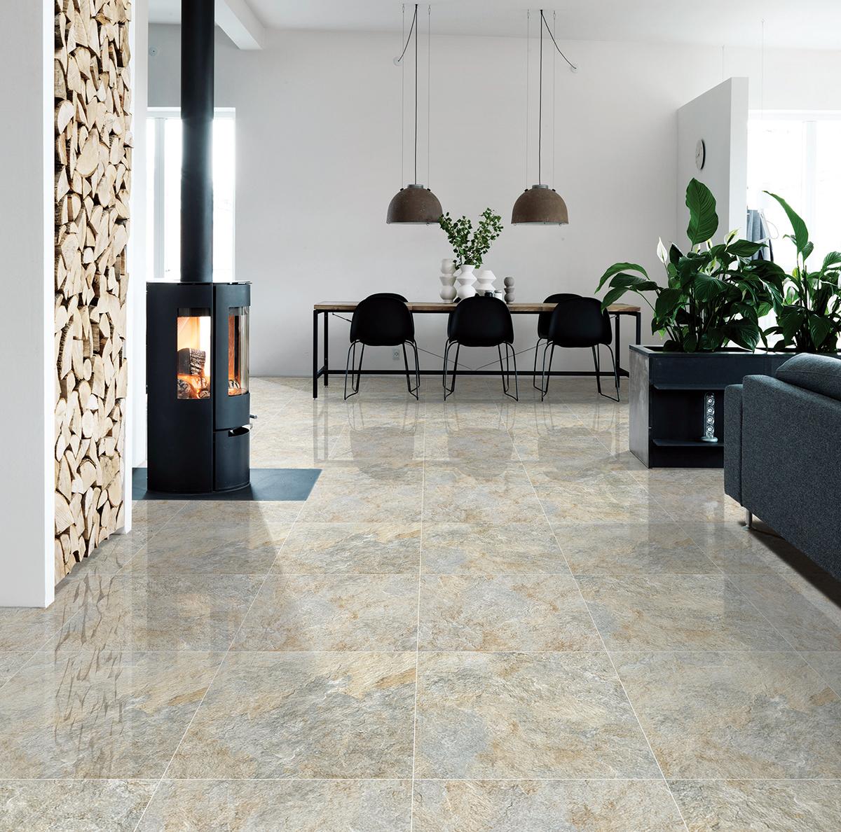 Gạch lát nền Viglacera 60x60 lý tưởng cho không gian nhà bạn?