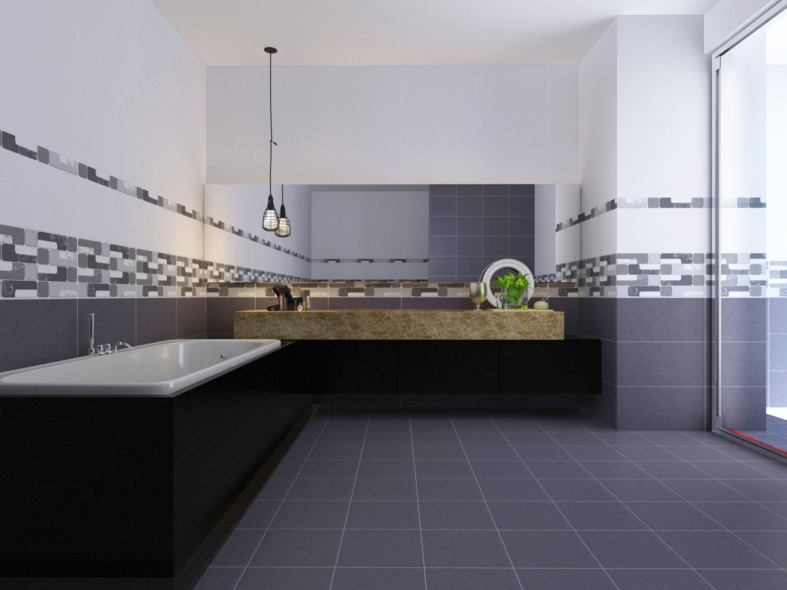 Những điều cần biết khi mua gạch ốp vệ sinh viglacera