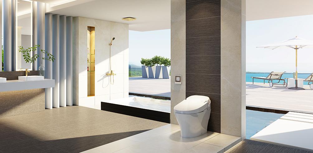 Có nên dùng bộ thiết bị vệ sinh viglacera cho phòng vệ sinh nhà bạn?