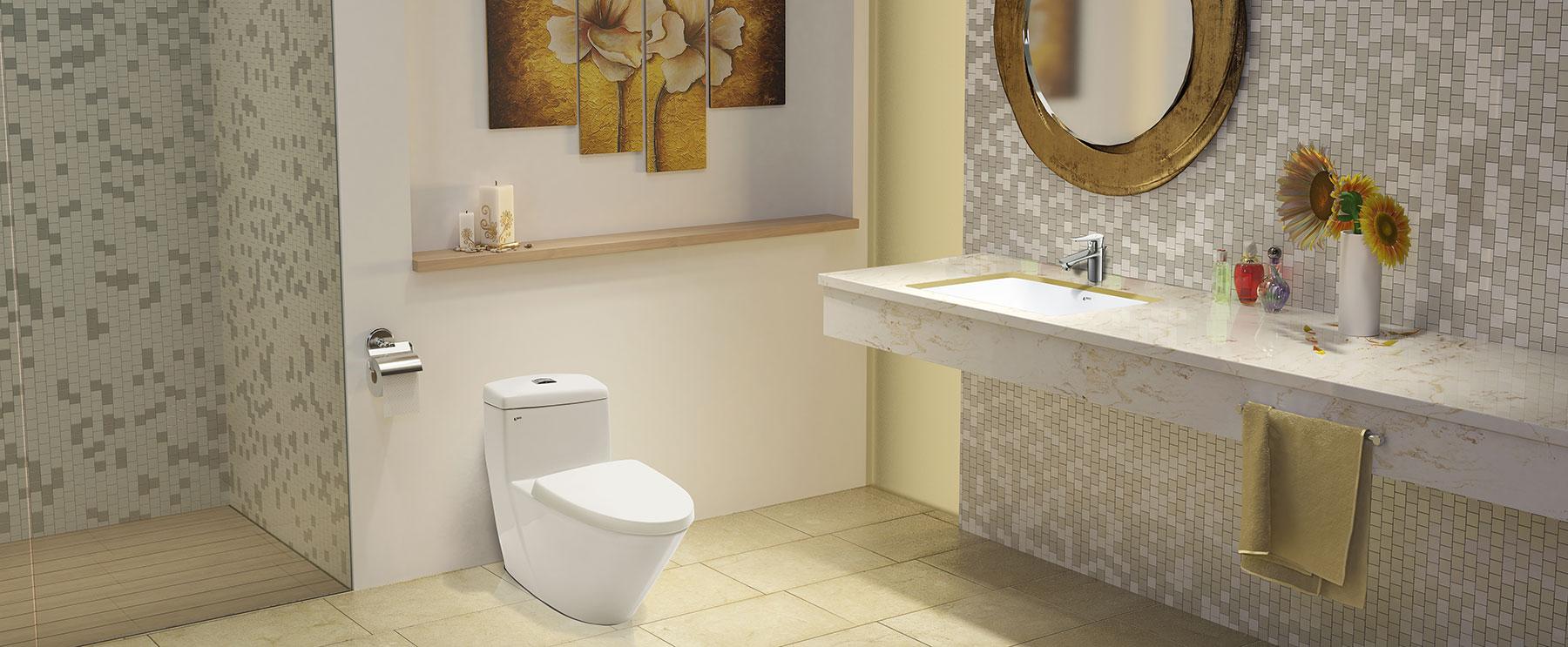 So sánh thiết bị vệ sinh viglacera và inax theo tiêu chí nào?