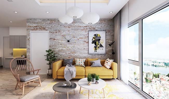 Lựa chọn gạch ốp tường phòng khách viglacera như thế nào?