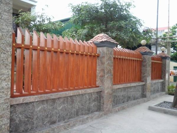 Tất tần tật về gạch ốp tường hàng rào uy tín chất lượng cao